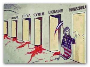 Blutspur der USA