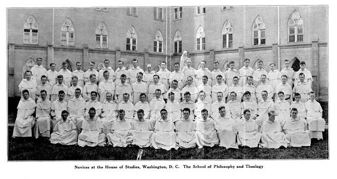 dominikaner students dhs 1923