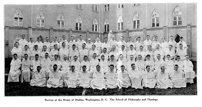 dominikaner students dhs 1923