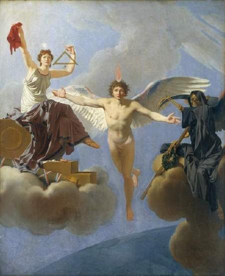 La Liberté ou la Mort Freiheit oder Tod
