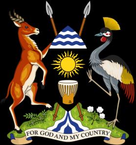 Uganda Coat_of_arms_of_the_Republic_of_Uganda.svg