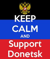 Der Völkermord im Donbas ist der UntergangEuropas