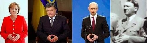 """Europa hat Fertig"" im Donbass & mitRussland."