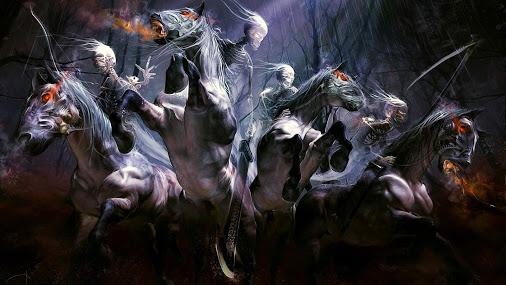 Four Horsmen of Grief Alex Vladim photo