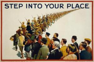 step_into_your_place_propaganda_poster_1915