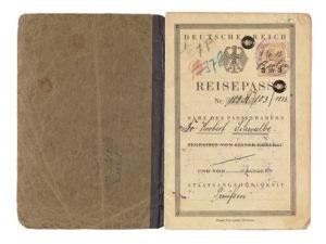 reisepass1933