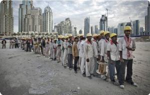 Sklaven in Dubai