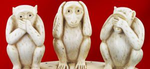 Drei-Affen