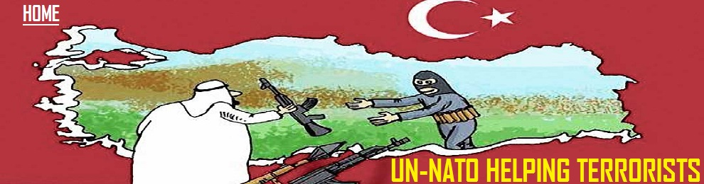 Russia presents draft resolution to UN Security Council on Turkey's actions against Syria…but…U.S., France, U.K. rejectedit