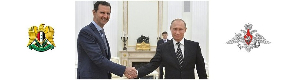 Russian President Vladimir Putin congratulates President Bashar al-Assad on Palmyra recapture from foreign mercenary-terrorists