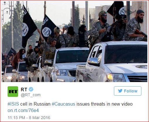 Daesh-Caucasus