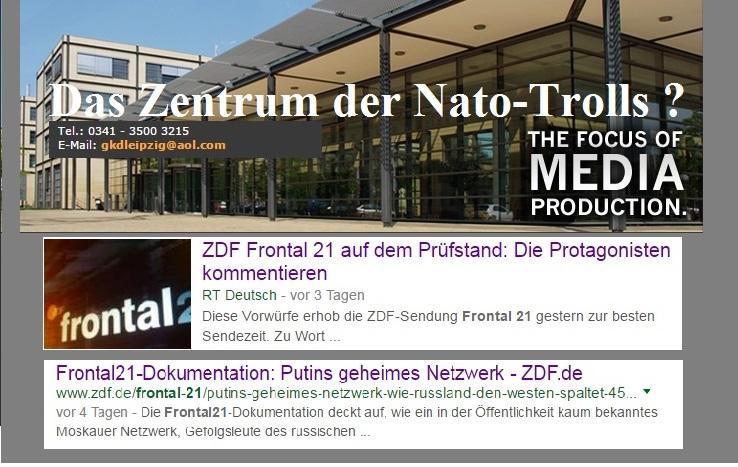 Mit Medienrechtsanwalt gegen Informationsblockade von ARD &ZDF