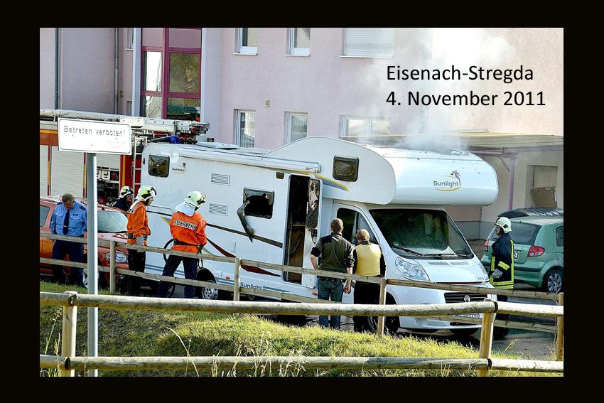 Das unwahrscheinliche Ende des NSU | Eisenach2011