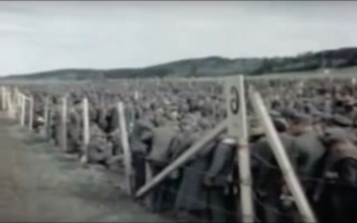 Nochmal / Die Rheinwiesenlager