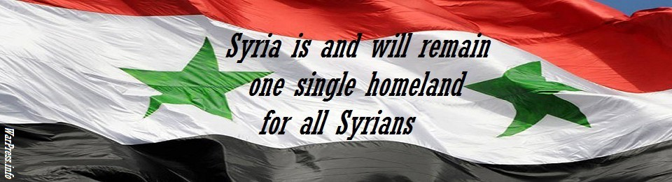 They Won't Tell the Truth About Syria Who is Behind the Push for WW32017