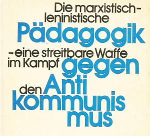 gegen Antikommunismus