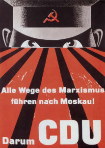 CDU-Plakat 1953
