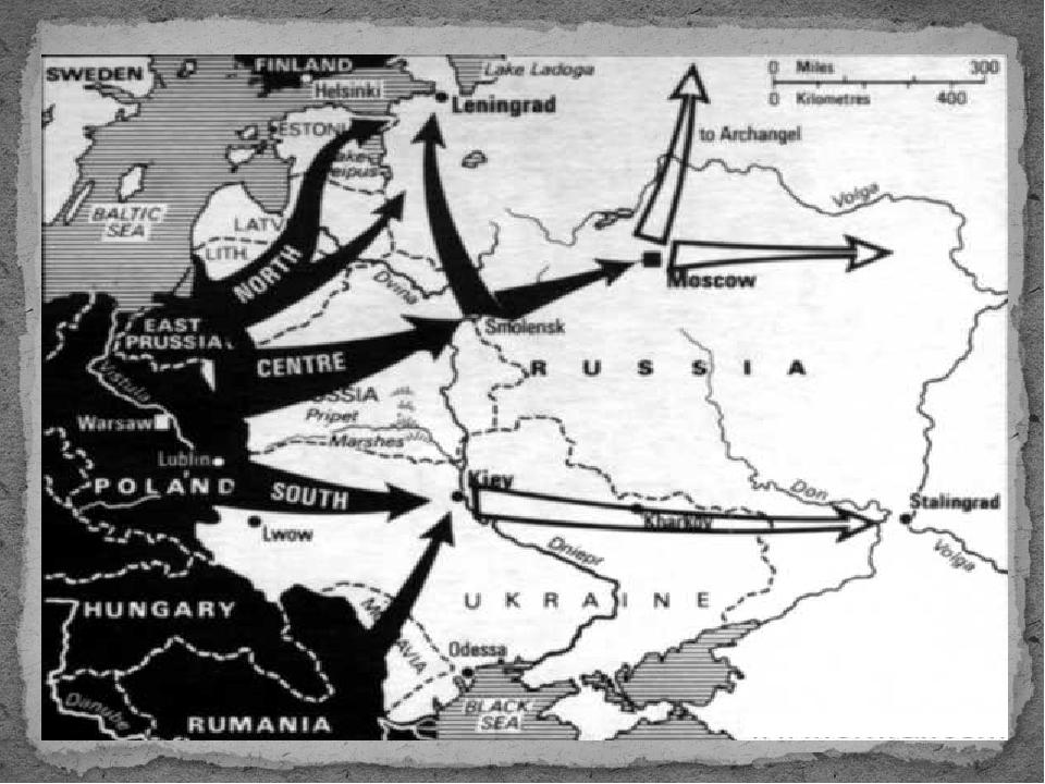Russland angreifen und wiederverrecken
