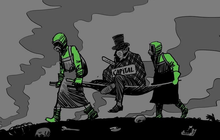Pandemie-Betrug